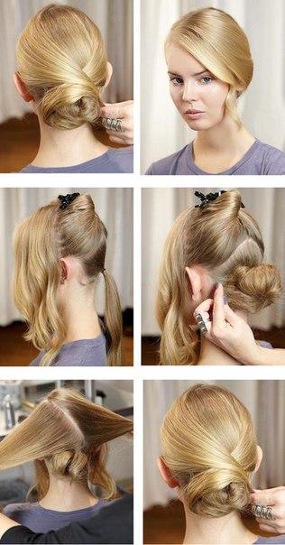 Схемы причёсок · 7 авг 2012 в