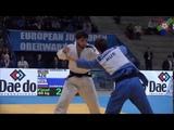 Mehman Sadigov AZE - Gamzat Zairbekov RUS 10 -60Kg European Judo Open Men Oberwart 2018 Final