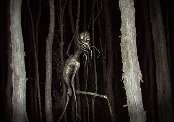 Людоед Часть 1 Ночь была прохладной. Но бегущие ничего вокруг не замечали, ужас испытанный ими недавно гнал всех троих сквозь бурьян и колючие кусты, забыв обо всем. Освещенные лишь светом