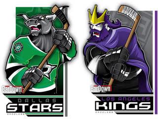 Dallas stars 🆚 los angeles kings