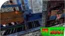 Rust беззатратный и очень прибыльный рейд ! Отбил Антирейд в РАСТ !