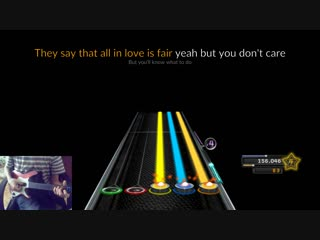 Clone Hero: Huey Lewis and the News - The Power of Love - Guitar (99%)