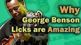 This Is Why George Benson Licks Sound Amazing