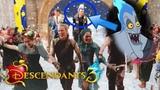 Disney Descendants 3 - Ending Scene! Hades is in Auradon!