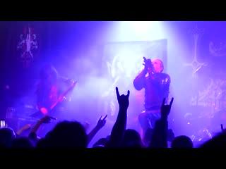 Dark Funeral - The Secrets of the Black Arts (Москва, Station Hall, 16.04.2019)