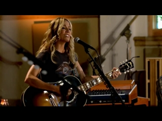 Sheryl Crow - Callin' me when I'm lonely (The Live Room, Ocean Way Studio, Nashville, Tennessee, 2013 год)