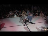 UK B-Boy Championships Eastern Europe Qualifier 2013 - Hip Hop Semifinal (Regina vs. Shaadow)