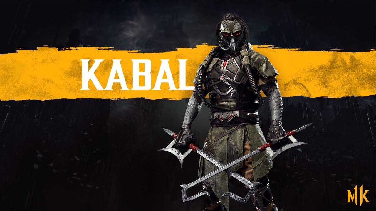 Кабал в Mortal Kombat 11