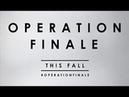 Operation Finale Soundtrack list