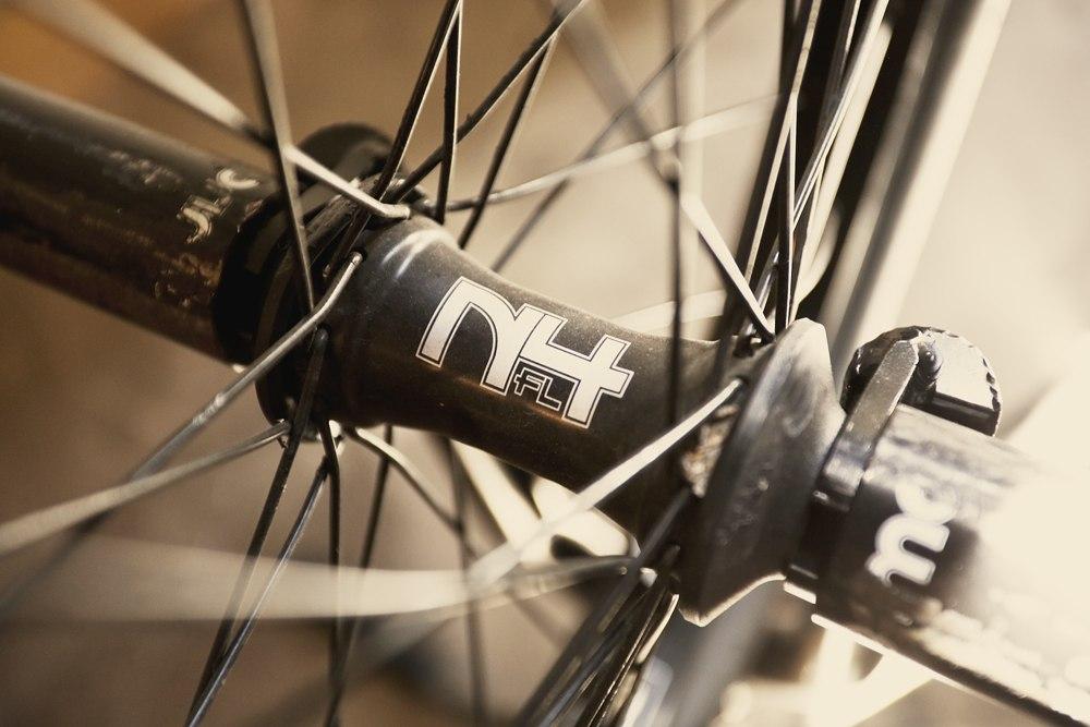 Miles Rogoish bikecheck front hub
