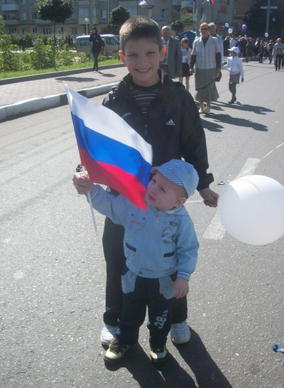 Виталик Клочков, 4 мая , Брянск, id196161089