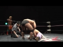 Daiki Shimomura Yasutaka Ohsera vs Takato Nakano Yusuke Kubo BASARA Vajra 71 ~ Sendai Shishin