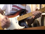 Yngwie Malmsteen - Anguish and Fear (solo)