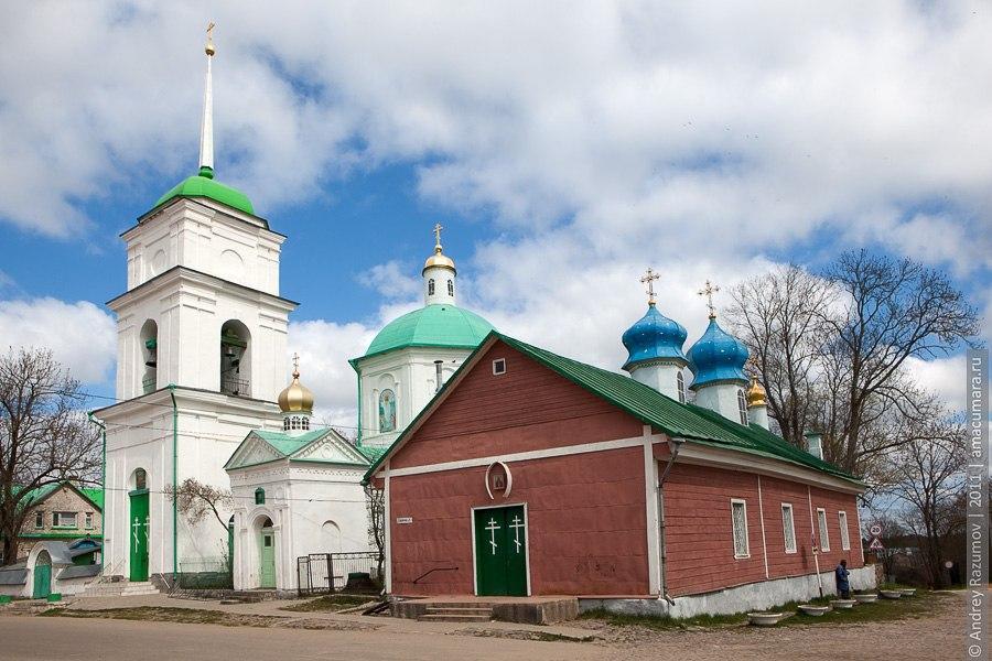 GQ_BkMGQy1k Печоры и Псково-Печерский монастырь.