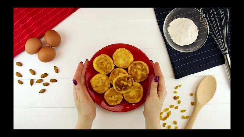 4 простых рецепта сочных сырников » Freewka.com - Смотреть онлайн в хорощем качестве