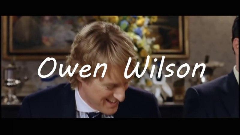 О́уэн Уи́лсон Drawing Owen Wilson