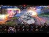 UBIVANTOR выходит на охоту в игре World of Tanks. Серия 20