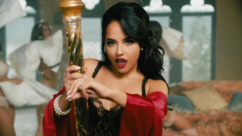 Becky G Natti Natasha Sin Pijama Official Video