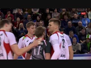 Обзор матча «Локомотив» - «Белогорье»