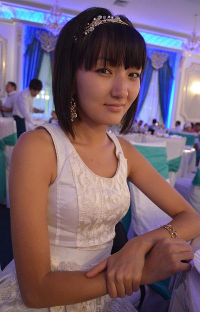 Айнур Санаубарова, 24 января 1993, Днепропетровск, id13149337