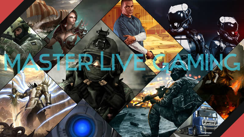 Master Live Gaming - The Witcher 3 Wild Hunt