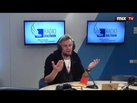 Фотограф Ал Лапковский в программе Встретились, поговорили MIXTV