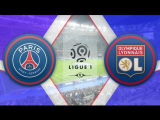 ПСЖ 2:0 Лион | Французская Лига 1 2017/18 | 6-й тур | Обзор матча