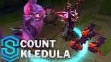 Count Kledula Skin Spotlight - Pre-Release - League of Legends