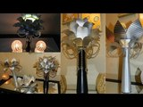 DIY Glam Elegant Decorative Lamps Glam Spring Home Decor 2018 Dollar Tree DIY