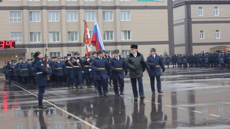 11 ноября 2017 г День училища Торжественные мероприятия в Рязанском высшем Воздушно десантном командном училище