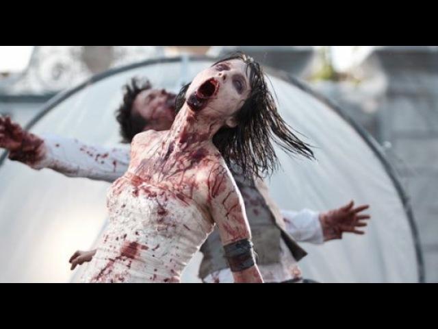 Со свадьбы 2011 трейлер ужасы
