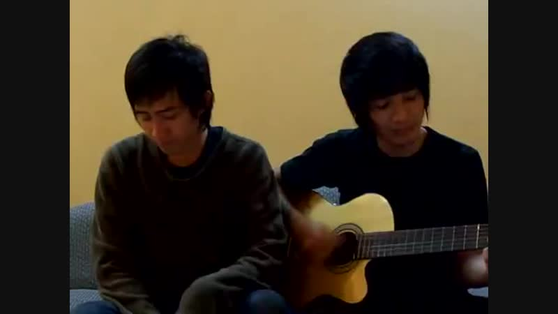 Adri Dwitomo and Ozo Utomo BECK OST Moon on the Water full moon sway Cover