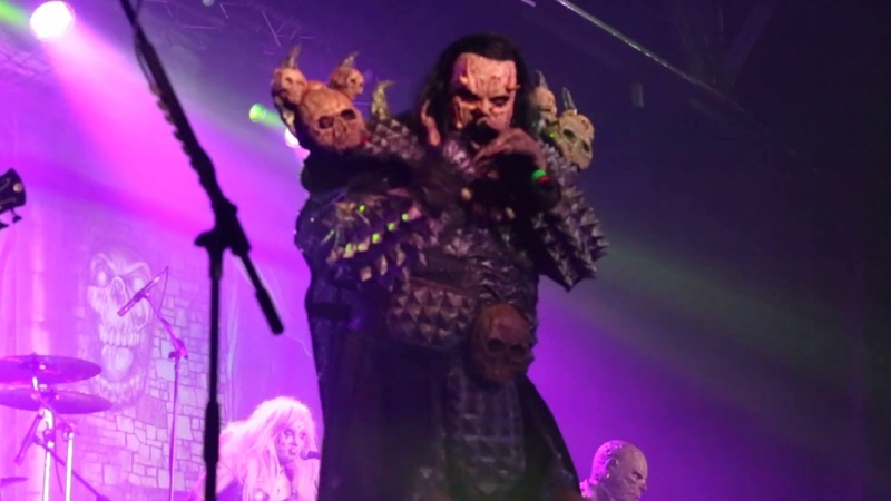 Lordi - Naked In My Celler