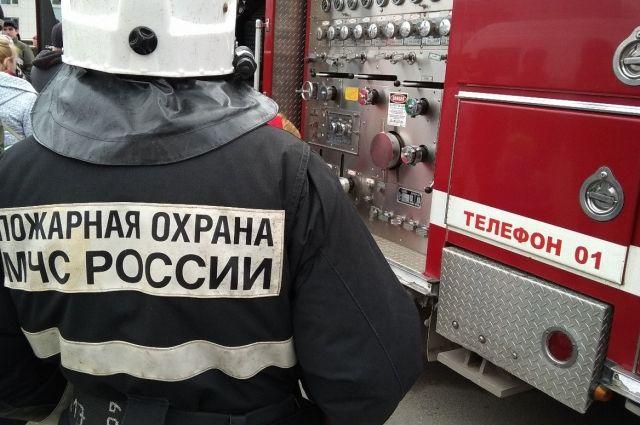 Жилой дом пострадал от пожара в Зеленчукской