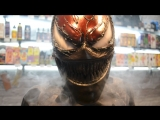 Venom mask/ Веном (покраска в стиле Carnage)