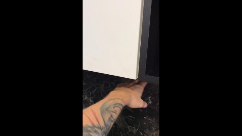 Подсветка от взмаха руки