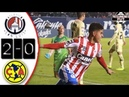 Atletico San Luis vs America 2-0 Resumen Copa Mx 2019