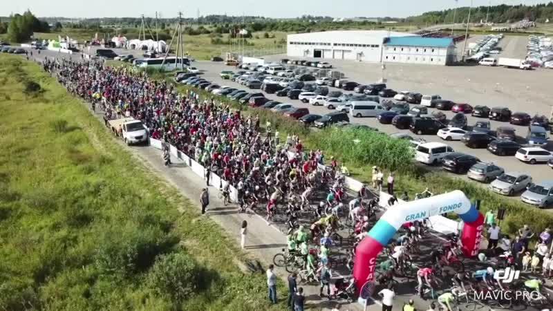 GRAN FONDO Волоколамск, велосоревнования, 02.09.2018
