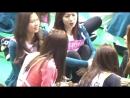 Sana Dahyun talkin and snaking around with all the ioi girlie