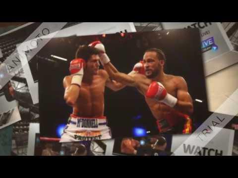Tomoki Kameda vs Abigail Medina Boxing Live Vacant WBC Interim Junior Featherweight Title