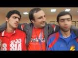 Даёшь молодёжь! - Борцы Тамик и Радик - Тренер олимпийской сборной