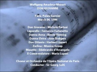Mozart DON GIOVANNI Paris 04-III-1996 Pertusi, Furlanetto, Fleming, Rodgers, Lippert