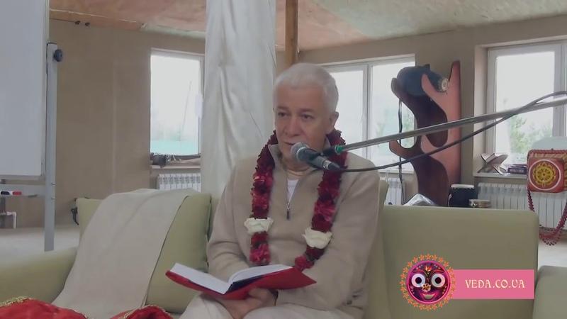 Чайтанья Чандра Чаран дас - ШБ 3.4.21 Обрести глубокую любовь