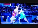 Айдос Сұлтанғали әлем чемпионатының қола жүлдегері атанды!
