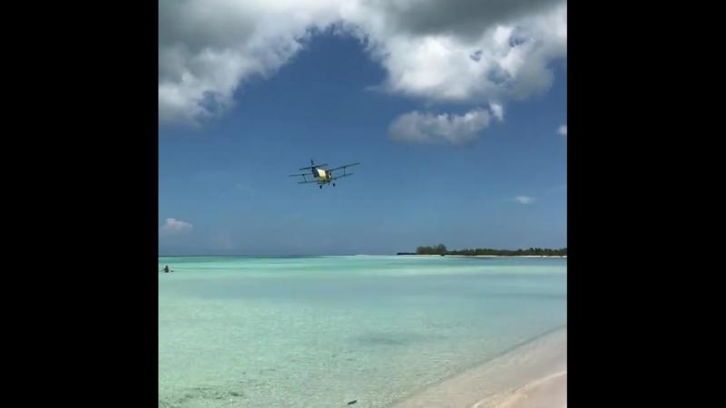 Куба пляж Кайо Коко