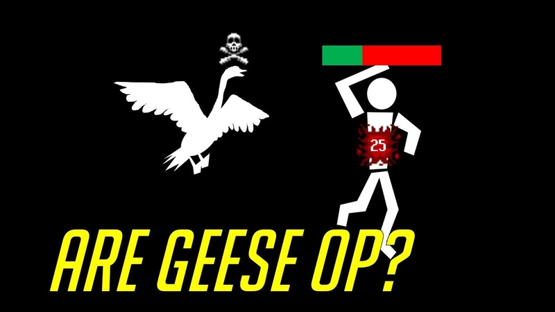 Are Geese OP