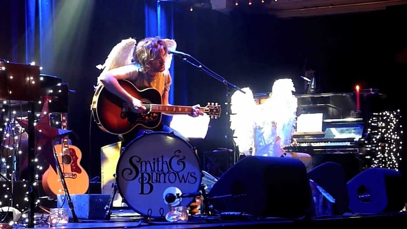 Smith Burrows - When the Thames Froze - Paradiso Amsterdam 512/2011
