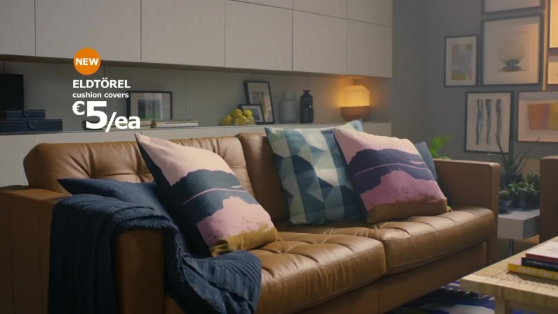 "IKEA - Cat Nap - TV Advert 20"" WonderfulEveryday"