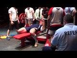 Давыдов Александр (жим 195 кг.)