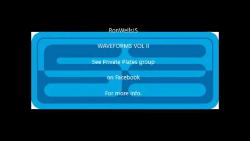 RonWellsJS : Waveforms Volume II : (C) SOUND ENTITY 2017